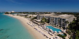 The Grand Cayman Marriott Beach Resort.