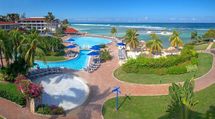 Holiday Inn Resort Montego Bay in Jamaica.