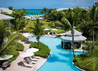 Ocean Club Resort inTurks and Caicos.