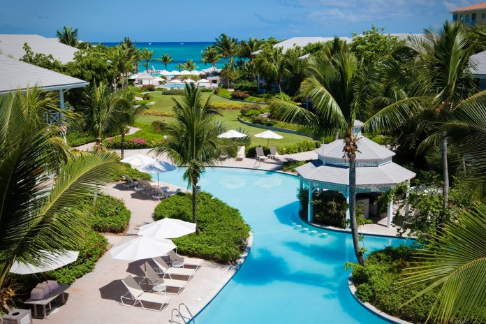 Ocean Club Resort in Turks and Caicos.
