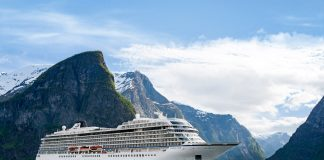 Viking Cruises' In Search of the Northern Lights will sail between London and Bergen starting in January 2019 on the Viking Sky.