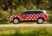 Among the new experiences at Walt Disney World Resort is a Minnie Van transportation service.