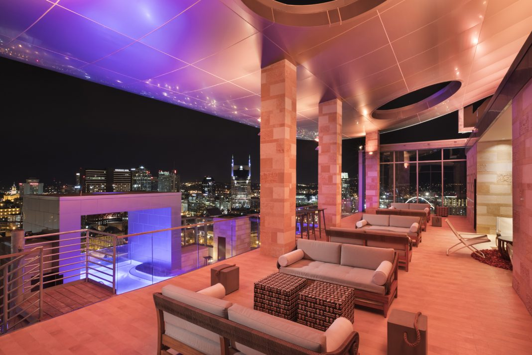 Westin Nashville is hosting a Solar Eclipse 2017 Watch Party at its rooftop bar.