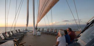 International Expeditions' Cuba Voyage cruises along western Cuba to Havana aboard the 46-passenger Panorama yacht.