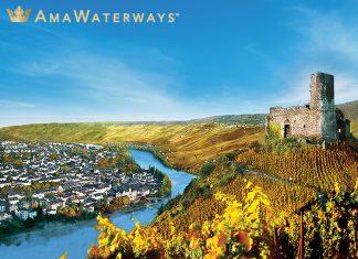 Ama Waterway's Wine Cruises.