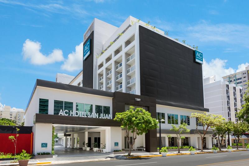 AC Hotel San Juan Condado.