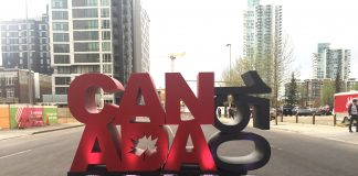 Canada is celebrating its 150th anniversary this year.