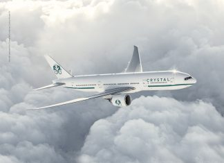 Crystal AirCruises Boeing 777