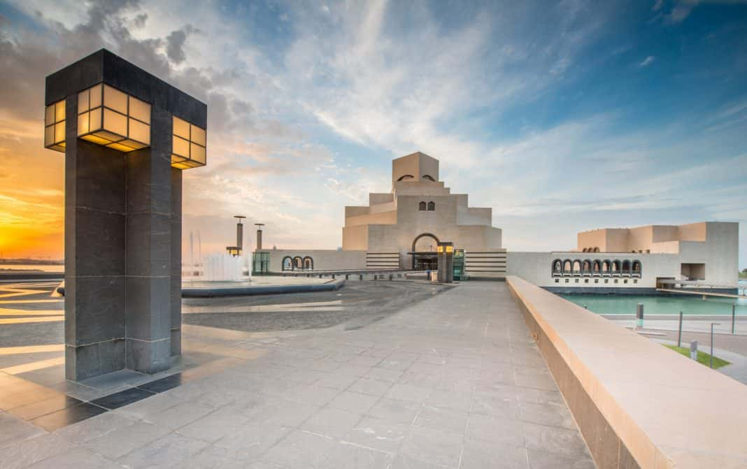 TheQatar Tourism Authority's2017 roadshows will provide travel agents with in-depth information on thedestination with anemphasis on art and culture. (Pictured: the Museum of Islamic Art in Doha)