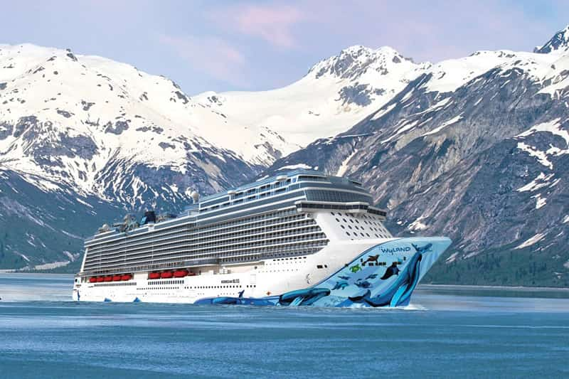 Norwegian Bliss will sail weekly 7-day Alaska cruises each Saturday from Pier 66 in Seattle during her inaugural summer season.