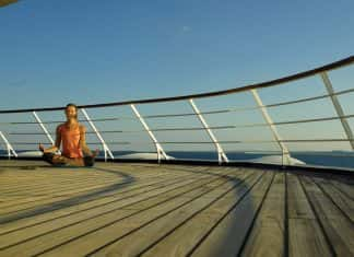Silversea has unveiled details of its enrichment program for 2017 voyages, which includes complimentary yoga.