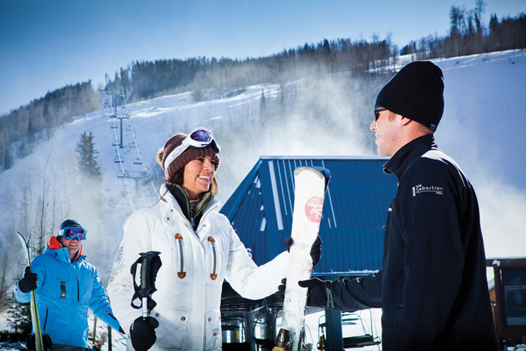 Save on winter escapes to The Sebastian-Vail in Vail Village. (Photo courtesy of The Sebastian-Vail.)