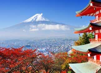 Stunning China'sBest of Japan FAM tours Tokyo, Owakudani, Mt.Fuji, Toyohashi, Nara, Kyoto and Osaka.