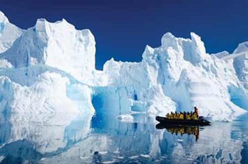 Visit the Antarctic with Zegrahm Expeditions. (Photo credit: Zegrahm Expeditions.)
