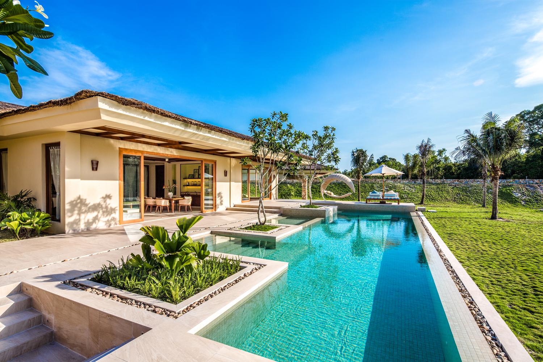 Fusion Resort Phu Quoc, Viet Nam.