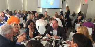 During sessions at Nexion member events.