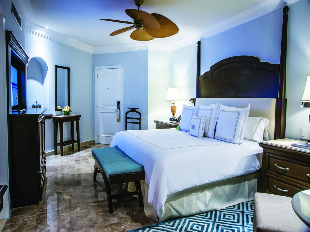 Accommodations at Royal Hideaway Playacar.