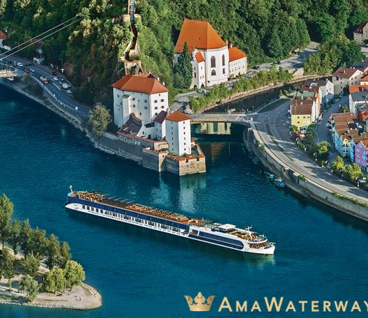 AmaWaterways has big plans for 2018 with over 30 itineraries to be offered across three continents.
