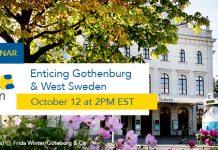 Visit Sweden Webinar