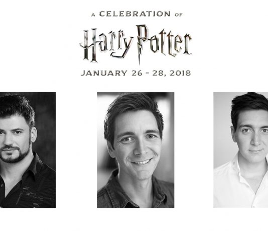 The actors who play Victor Krum, Fred Weasley and George Weasley will be among the films' stars who attend A Celebration of Harry Potter.