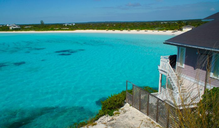 Great Abaco Island, one of many in the Bahamas (and in the rest of the Caribbean region) that were untouched by the hurricanes.