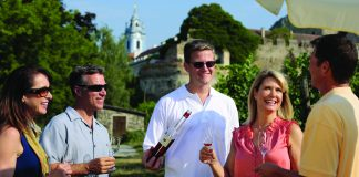 AmaWaterways will offer more than 50 wine-themed cruises in 2018.