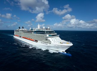 Celebrity Reflection will be one of five ships sailing through Europe in summer 2019.