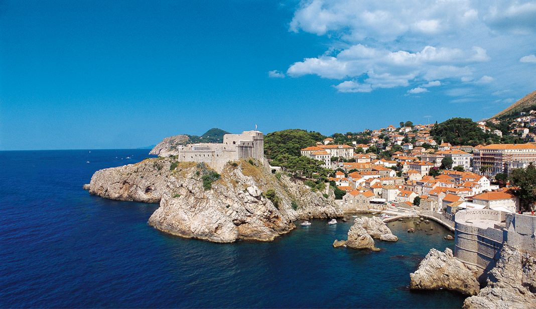 Dubrovnik, Croatia will be one of the stops on MSC Cruises' new Eastern Mediterranean itinerary.