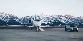 Four Seasons Resorts & NetJet have teamed up to offer luxury clients unique and private experiences. (Photo courtesy of: Four Seasons Resorts.)
