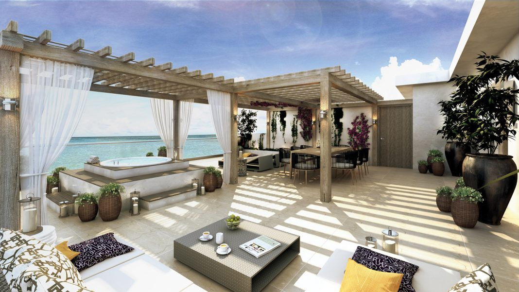 Artist renderings reveal big plans for the Le Blanc Spa Resort, Los Cabos set to open in early 2018.