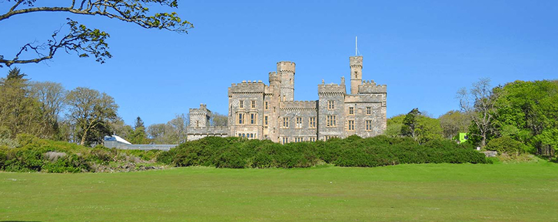 Lews Castle is the latest addition to the Luxury Scotland hotel portfolio.