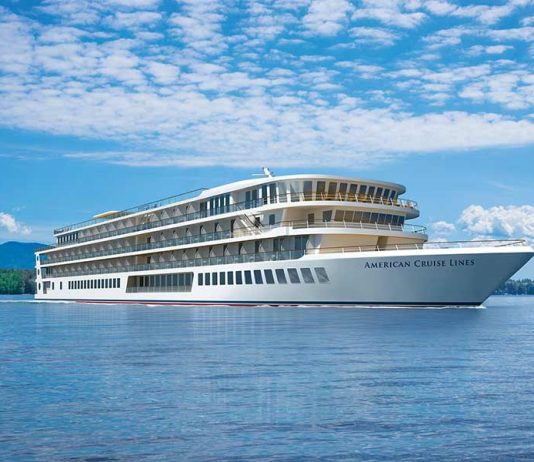 American Cruise Lines is set to launch its new riverboats in fall 2018.