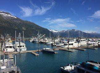 Whittier, Alaska, is the gateway to Prince William Sound. (Paloma Villaverde de Rico)