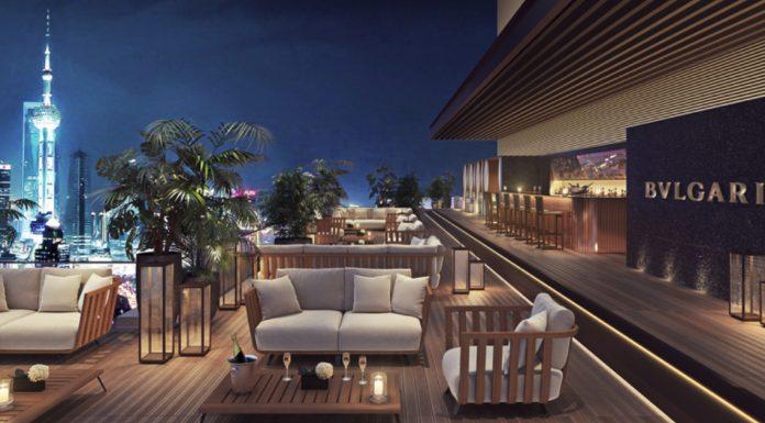 Bulgari Hotel Shanghai in China