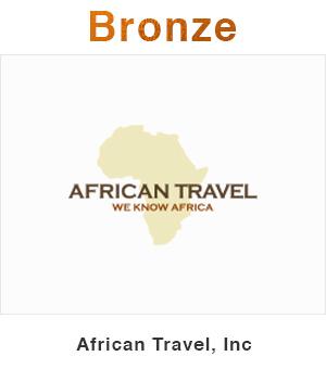 African Travel Bronze