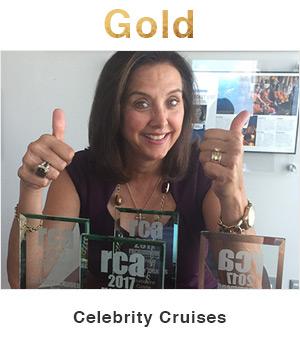 Celebrity Cruises Gold