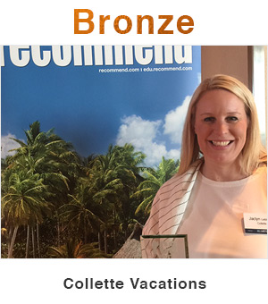 Collette Vacations Bronze