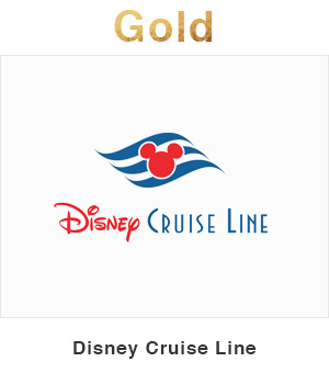 Disney Cruise Line Gold