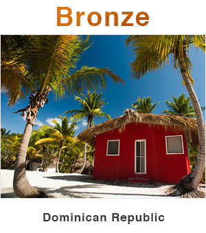 Dominican Republic Bronze