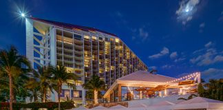 The Naples Grande Beach Resort re-opens with upgrades after Hurricane Irma. (Photo courtesy of Naples Grande Beach Resort.)