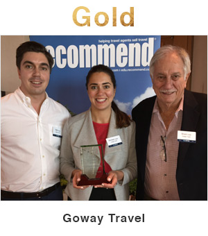 Goway Travel Gold