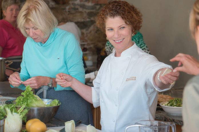 Guests on AmaWaterways's special Taste of Bordeaux sailing will have the opportunity to interact with Master Chef and James Beard Award winner Joanne Weir.