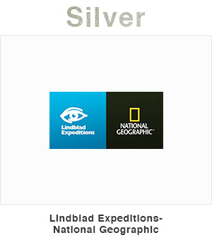Lindblad Expeditions National Geographic Silver