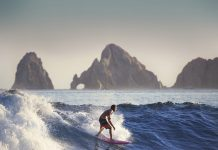 Los Cabos - Open of Surf 1