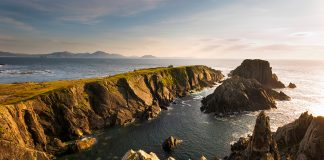 Malin Head is one of many sites that guests will visit on Zicasso's Star Wars-inspired tour in Ireland.