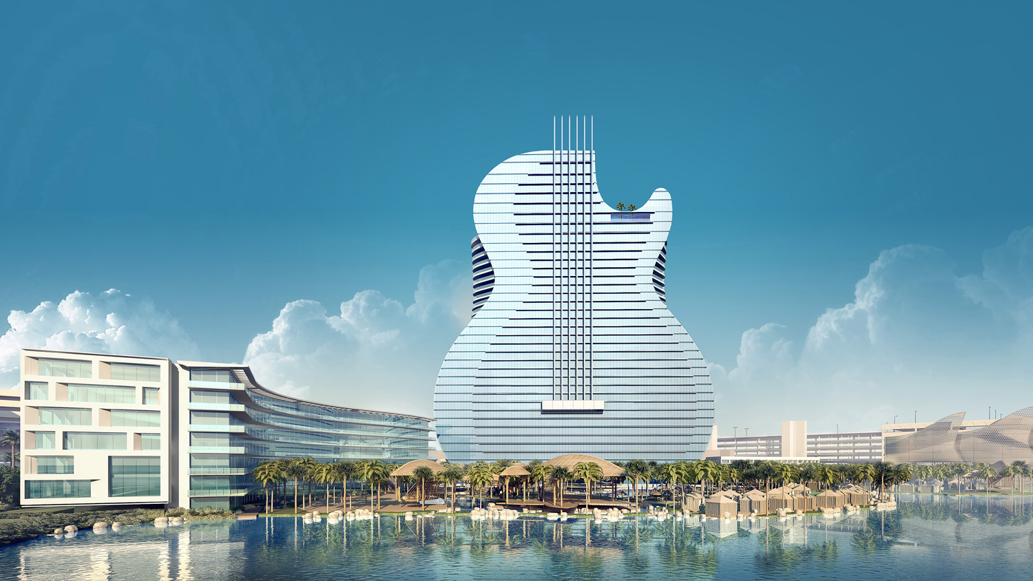 Seminole Hard Rock Hotel & Casino will expand come mid-2019