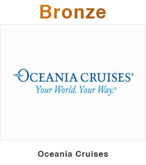 Oceania Cruises Bronze