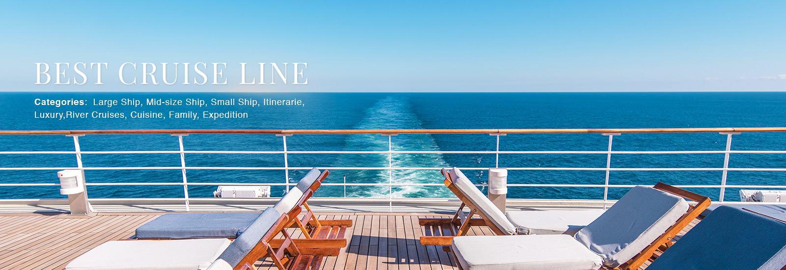 RCA Best Cruise Line