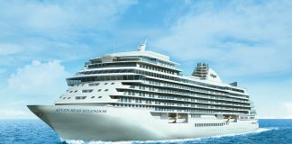 The latest addition to the Regent Seven Seas fleet is scheduled for delivery in 2020.