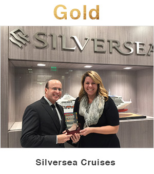 Silversea Cruises Gold